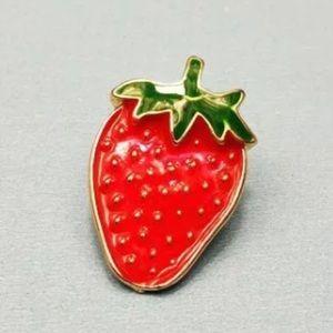 Jewelry - Strawberry Pin